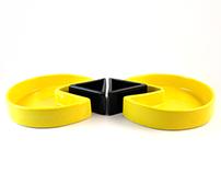 Pac-Man Tableware