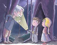 Children's book illustrations - Tuna Kiremitçi