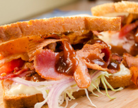 Cool Summer Sandwich