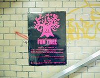 "ZamnanD Exhibition project ""FUN TREE"" 2009"