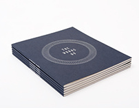 Publication design for RMIT's The Works
