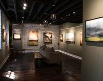 """Light the Sky"" Robert Lange Studios, solo exhibition"
