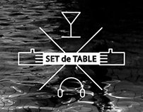 Branding&Advert / Collectif Set de Table Saison 1