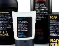 Bar None - Men's Products