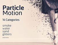 Particle Motion - Photo Animation After Effects