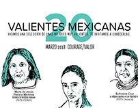 CORAJE marzo 2018 / CreativeMornings: Tijuana
