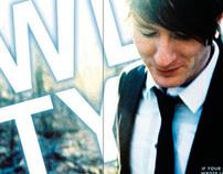 Owl City Magazine Layout