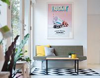 Interior design - Studio Mals