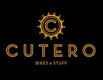 CUTERO. Brand identity