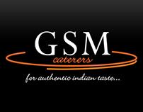 GSM Caterers: Branding & Website Design