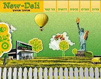 New Deli Sandwich Bar 2009