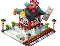 Character and Isometric Design · Jul 2020