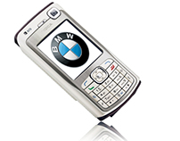 BMW Mobile Website