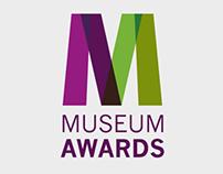 Museum Awards Identity