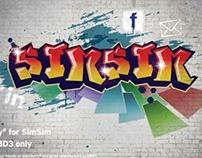 BlackBerry SimSim Social