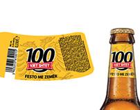 Birra Peja Label