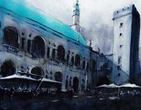 Vicenza Piazza delle Erbe