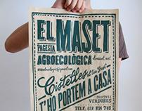 EL MASET Brand Identity