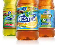 Nestea Summer Promo 2013 Limited Edition Packs Design