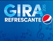 Gira Refrescante PEPSI 2015