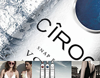 CIROC Vodka Website