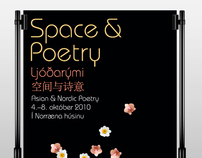 Space & Poetry – Asian/nordic poetry festival