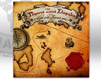 Persina Ksina Stafylia CD artwork