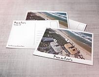 Cartões postais ilustrados