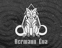 Cat dragon logo