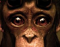 Horns Monkey