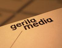 Gerila Media Identity