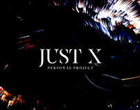 Just x