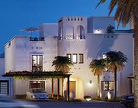 Villa, Model Homes
