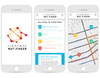Lightway | Wayfinding App Concept