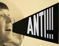 Anti - conceptual campaign
