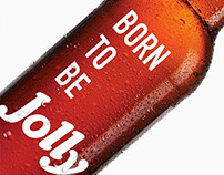 Jolly Cola - The worlds most Jolly softdrink