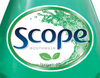 Scope Bottle Re-design