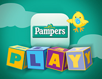 Pampers Play - App
