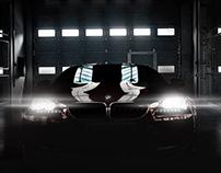 BMW M6 Series campaing - Hear it roar