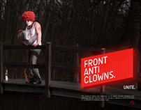 Front Anti Clowns