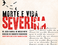 Morte e Vida Severina // Poster