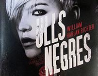 """Book cover """"ULLS NEGRES"""""""