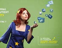 L'Europe en Limousin 2015