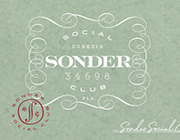 * Sonder Social Club : Cocktail Bar//