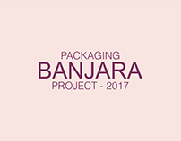 Project Banjara Packaging 2017