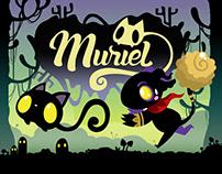 Muriel - Game Mockup