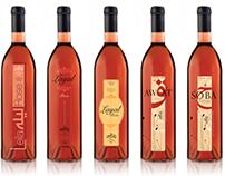 Rose Wine Packaging