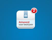 Interactive design, NieuweWetten-app Rijksoverheid