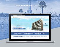 Yaman Group | UI/UX Design