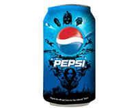 Pepsi ACN Can Design